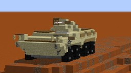 MGSV - Stout IFV SC Minecraft Map & Project