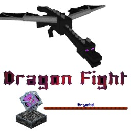 Dragon Fight DataPack Minecraft Map & Project