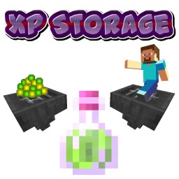 XpStorage DataPack (1.15) Minecraft Data Pack