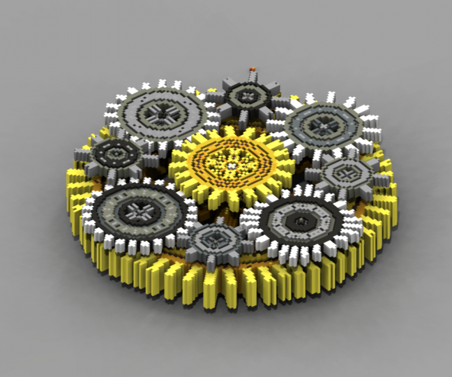 Popular Server Project : SteamPunk Cogs