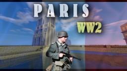 PARIS IN WORLD WAR II Minecraft Map & Project
