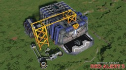 Armor facility | C&C Red Alert 3 Minecraft Map & Project