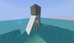 Use Banners like Capes! Minecraft Texture Pack