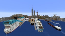 MinecraftCity21 V.7.0 COMPLETE EDITION Minecraft Map & Project