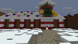 Santa's Workshop ! Minecraft Map & Project