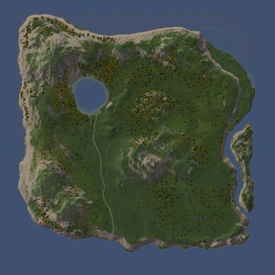 Popular Project : Tukaitu -  Downloadable Map (Conquest Reforged 1.12)