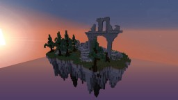ruin on island Minecraft Map & Project