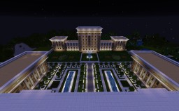 City of Social Realism, Grand Victory Square Minecraft