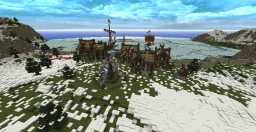 Selaeyrr- Viking village and tradinghub (ALTHALOS) Minecraft Map & Project