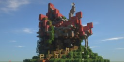 Magic House #4 Minecraft Map & Project