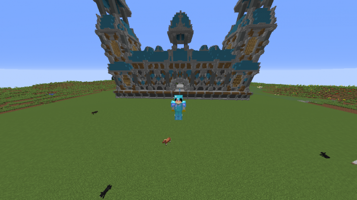 Popular Server Project : new suvival/factions server! need staff! free vip ranks!!