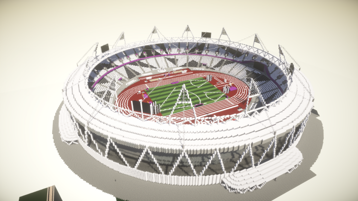 Popular Server Project : London 2012 Olympic Stadium