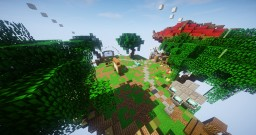 [FREE] Skyblock Server Spawn by chimpchung (Parkour Included) Minecraft Map & Project