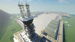 Air Base (WIP) Minecraft Map & Project