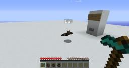 Controllable Bat Minecraft