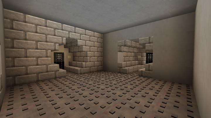 D Class Hallways