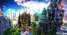 HardCast   Medieval Spawn   MediumHc Minecraft Map & Project