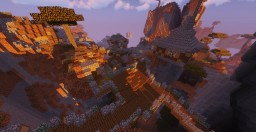 Miner Village Minecraft Map & Project