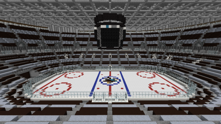 SAP Center | Arena Megabuild | Home of the San Jose Sharks +