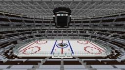 SAP Center | Arena Megabuild | Home of the San Jose Sharks + DOWNLOAD Minecraft Map & Project
