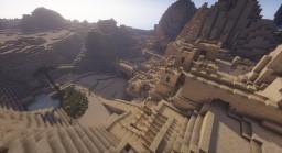 OLD Ancient city of Lakandahar - AD 293 [Roman Lakandahar Kingdom] Minecraft Map & Project
