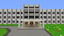 Tameshita High School Minecraft Map & Project