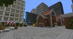 LionDam ModernCity Minecraft Map & Project
