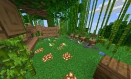 BambooMC 1.14 Snapshot Minecraft Server