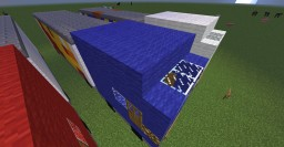 Europe Trucks And Trailers V1 Minecraft Map & Project