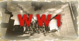 WW1 map Minecraft