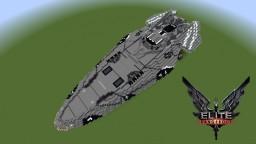 Faulcon DeLacy Anaconda - Elite Dangerous Minecraft Map & Project