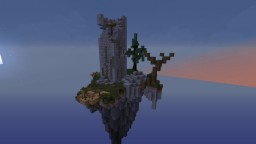 watch tower in ruins Minecraft Map & Project