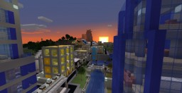 Crafter City Minecraft Map & Project