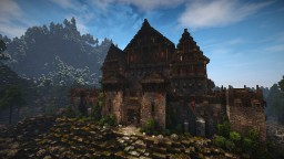Dovrehall - Elven Fortress/Rampart from Heroes III [Conquest Reforged] Minecraft Map & Project