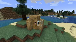 My smallest house ever... Minecraft Map & Project