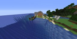 Fisherman's Home - 1 Building in The Incredible World of Ignacio - Snapshot 1.14 Minecraft Map & Project