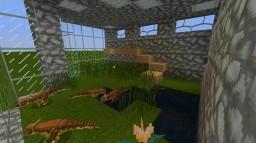 Microceratus Exhibit Minecraft Map & Project