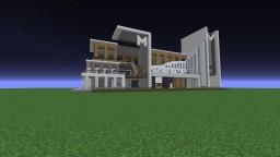 Modern/Futurist  Museum : Novelty City Minecraft Map & Project