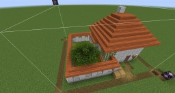 Portugal: Dwelling Minecraft Map & Project