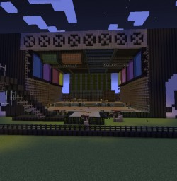 Michael Jackson Tribute Minecraft Map & Project