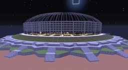 Building athletics stadium (new update every week) Minecraft Map & Project