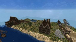Tonckenborg Minecraft Map & Project