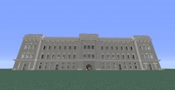 Buckingham palace Minecraft