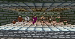 Player Model Villagers Minecraft Texture Pack