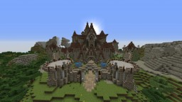 Medieval Adventure - Modpack Minecraft Map & Project