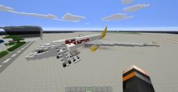 A300-600F A300 B4 Minecraft Map & Project