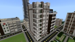 Fresh White Apartments Minecraft Map & Project