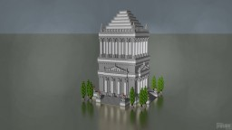 The Philosopher's Mausoleum Minecraft Map & Project