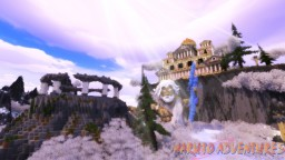 The God's Realm, Naruto Adventures Minecraft Map & Project