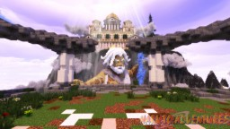 The God's Realm Minecraft Map & Project
